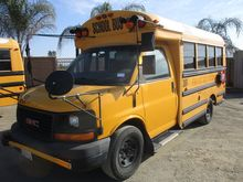 2003 GMC Savana School Bus,