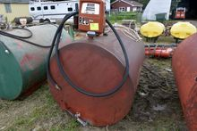 550 Gallon Fuel Tank With Gasbo