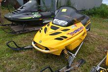 Ski-Doo MXZ 500 Snowmobile