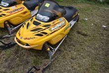 Ski-Doo MXZ 600 Snowmobile
