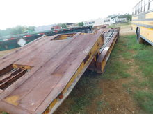 36' DROPNECK MARTIN TRAILER  NO