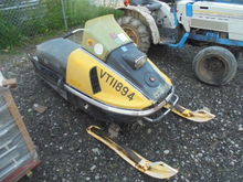 Skidoo TNT Snowmobile