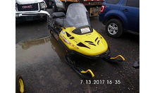 2002 Skidoo Snowmobile