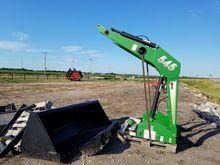 New Koyker 545 loader, bucket,