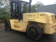Hyster 7.5 Ton Forklift (2 Unit