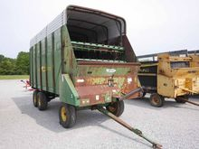 BADGER SILAGE WAGON DOUBLE BEAT