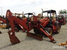 2002 Ditch Witch RT70H Rubber T