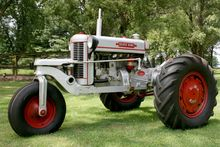1938 Silver King Tractor