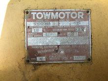 TowMotor 501P 4000# Pneumatic T