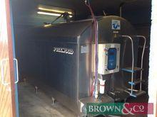 Fullwood Milk Tank. 6,000 litre