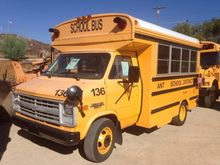 1990 CHEV SCHOOL BUS