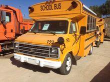 1992 CHEV SCHOOL BUS