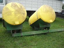 Pair Schaben Saddle Tanks