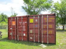 40 FT SEA CONTAINER