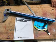 kreg Percision miter gauge