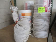 LOT-ASSORTED BUCKETS/MOPS