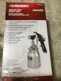 HUSKY siphon feed spray guns