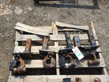 (4) Pintle Hitches