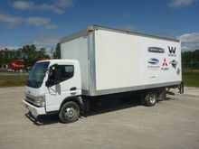 2007 Sterling 360 COE S/A Van T