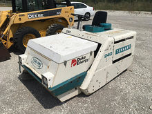 1987 Tennant 240 Power Sweeper