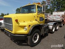 1996 FORD LTS9000 TRUCK TRACTOR
