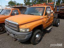 1994 DODGE 3500 LARAMIE SLT CAB