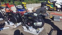 Mustang LF88 Vibratory Plate Co