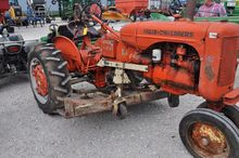 Allic Chalmers CA tractor with