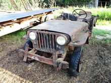 WILLY MILITARY JEEP