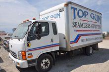2000 Bering Box Truck