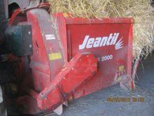 2012 Jeantil PR2000R Straw Blow