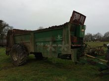 Used 2003 Coutand TW