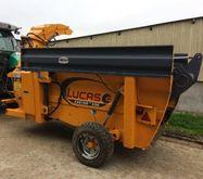 2012 Lucas CASTOR+53GUC Mixer