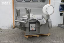Used Cutter Servotec