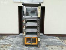 Oven  3 pizza departments Wiesh