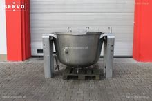 Steam cooking vessel Iwema 500
