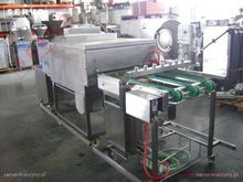 Cleaning and oiling line for ba