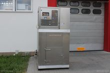 Used Wet Ice Maker Z