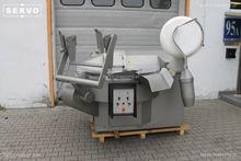 Used Cutter Servotec