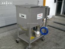 Used Mixer for thick