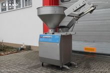Vacuum Filler With Loader Alpin