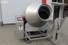 Vacuum tumbler with cooling Pek