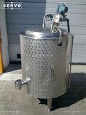 Used Brine Container