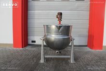 Used Cooking vessel