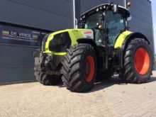 2013 CLAAS Axion 850 CIS