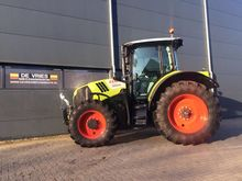 2016 CLAAS Arion 550 C-matic