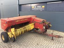 New Holland Hayliner 286