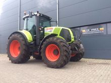 2011 CLAAS AXION 820 C-MATIC