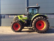 2014 CLAAS Axion 810 Cmatic