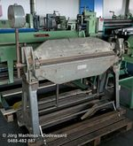 M816 - press brake Jörg 3601 -